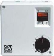 Vortice Gruppo Comandi Ventilatore Vortice colore Bianco - 12963 SCRR5