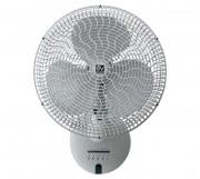 """Vortice Ventilatore Parete Muro Telecomando a Pale Oscillante GORDON W 4016"""" ET"""