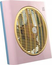 Vortice Ventilatore Box Fan da Tavolo a Pale ø 30cm 3 vel. Ariante 30 Arlecchino