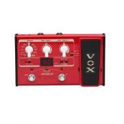 Vox SL2B Pedale Multieffetto Chitarra Processore compatto Rosso - STOMPLAB 2B