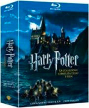 WARNER BROS Cofanetto Harry Potter in Blu-Ray 8 dischi - 1000249003
