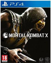 WARNER BROS Mortal Kombat X, Playstation 4 PS4 Lingua italiano - 1000522315