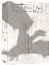 WARNER BROS Cofanetto Il Trono di Spade - Stagione 3, 5 DVD - 1000457718