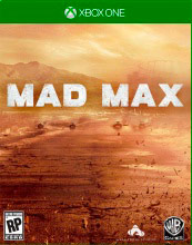 WARNER BROS 1000489075 Mad Max, Xbox One Lingua italiano