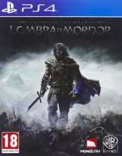 WARNER BROS 1000497369 La Terra di Mezzo - LOmbra di Mordor, PS4 Playstation4 ITA