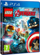 WARNER BROS 1000588122 LEGO Marvels Avengers, PS4 Playstation4 Lingua ITA