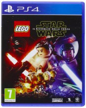 WARNER BROS 1000597554 LEGO Star Wars: The Force Awakening, PS4 Videogioco ITA