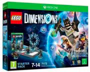 WARNER BROS Lego Dimensions - Starter Pack, Xbox One ITA Multiplayer 1000603363