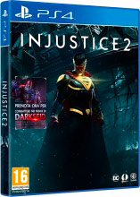 WARNER BROS 1000621749 Injustice 2. Videogioco PlayStation 4 PS4 ITA multiplayer