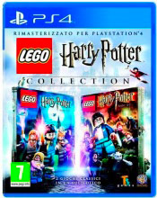 WARNER BROS 1000631075 Lego Harry Potter Collection. PlayStation 4 PS4 ITA