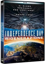 WARNER BROS Indipendence Day: Rigenerazione Dvd - 1000634232