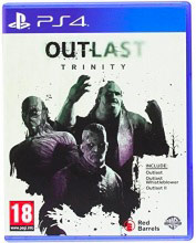 WARNER BROS 1000641906 Outlast Trinity, Videogioco Playstation 4 PS4 Lingua ITA
