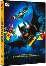 WARNER BROS 1000645228 Lego Batman, Film DVD ITA