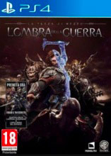WARNER BROS 1000647183 La Terra di Mezzo LOmbra della Guerra, Videogioco Playstation 4 PS4