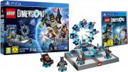 WARNER BROS Lego Dimensions Starter Pack 71171 Videogioco Playstation 4 PS4 ITA