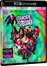 WARNER BROS Suicide Squad, Film Blu Ray 4K Ultra HD