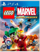 WARNER BROS LEGO SUPERHEROES PS4 Lego Marvel Super Heroes, PlayStation 4 PS4 ITA - PS40015