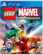 WARNER BROS Lego Marvel Super Heroes, PlayStation 4 PS4 ITA - PS40015