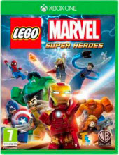WARNER BROS LEGO SUPERHEROES XONE Lego Marvel Super Heroes, Xbox One - 1000454679
