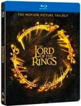 WARNER BROS Il Signore degli Anelli - La Trilogia, Cofanetto Film Blu-Ray