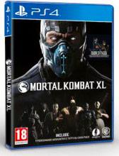 WARNER BROS Mortal Kombat XL, Videogioco PS4 + Hori fighting stick TDBD0019