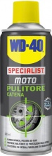 WD 40 3979846-3913846 Pulitore Catene Spray ml 400 Moto Wd40