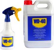 WD 40 44506-49506 Lubrificante ml 5000 + Dosatore lt 0.5 Wd40