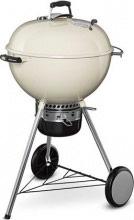 WEBER 14505004 Barbecue Carbonella da Esterno BBQ Coperchio ø 57 cm Master Touch