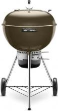 WEBER 14510004 Barbecue Carbonella Carbone da giardino BBQ Ø 57  Master-Touch