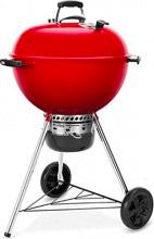 WEBER 14615504 Barbecue Carbonella Carbone Esterno BBQ Giardino 57cm  MasterTouch