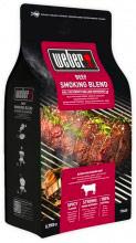 WEBER 17663 Miscela per barbecue di chips per affumicare carni di manzo 0.7 Kg