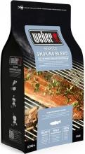 WEBER 17665 Miscela per barbecue di chips per affumicare pesce 0.7 Kg 1766