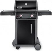 WEBER 46010629 Barbecue a gas Esterno Giardino Grigilie Coperchio Spirt Original E-210