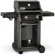 WEBER 46015029 Barbecue a Gas con Fornello laterale BBQ Giardino E-220 Spirit