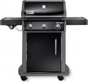 WEBER 47613657 Barbecue a gas Esterno Giardino Grigilie Coperchio Spirt Original E320 GBS