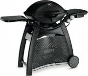 WEBER Barbecue a gas da Esterno Giardino Grigilie Ghisa Coperchio 57010029 Q3200