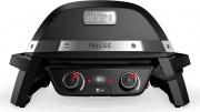 WEBER 82010053 Barbecue Elettrico Barbecue da Esterno BBQ 2200 Watt  Pulse 2000