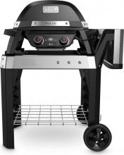 WEBER 85010053 Barbecue elettrico BBQ elettrico Barbecue da giardino 2200W Pulse 2000
