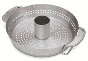 WEBER 8838 Supporto cottura barbecue per polli Modello Gourmet BBQ 420x440x90 mm