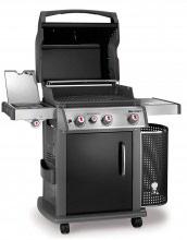 WEBER E-330GBS Barbecue a Gas da Giardino Griglia ghisa Fornello  Spirit Premium