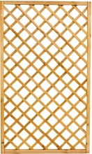WELLTON SP.ZO.O. 44035 Grigliato legno Pannello Pino Impregnato 120x180h cm