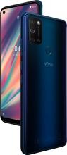 "WIKO 0553906 View 5 - Smartphone DUAL SIM 6.55"" 64 GB Android Q Blu"