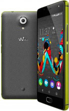 "WIKO U Feel Smartphone Dual SIM 5"" Touch 16Gb 3G 4G WiFi GPS Android 6.0 9677"