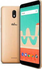 """WIKO VIEWGOGOLD View Go Smartphone Dual SIM 5.7"""" Touch 2Gb16Gb 4G WiFi Android Oro"""
