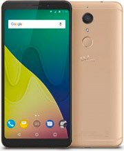 """WIKO VIEWXL-GO View XL - Smartphone Android Dual SIM 6"""" 32 Gb 4G WiFi Oro WIKVIEXL4GGOLST"""