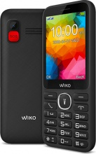 "WIKO WIKF200WB286BLKST F200 Telefono Cellulare 2.3"" Bluetooth Radio MP3 Nero"