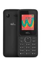 "WIKO WIKLUBPLUWB18BLKST Cellulare Lubi 5 Plus Si 1,8"" 0,3 MP 800 mAh"