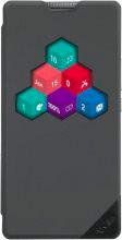 WIKO Cover Custodia a Libro Smartphone Robby colore Grigio - WKPRFIGY3750