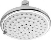 WTS IH002CR Soffione doccia 3 Getti in ABS Cromo  Rain
