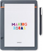 Wacom Tavoletta grafica Small + Penna senza fili Android  iOs - CDS-610S Slate
